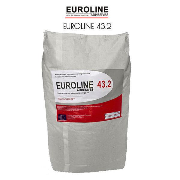 EUROLINE 43.2 Клей-расплав для облицовывания кромки на кромкооблицовочных станках