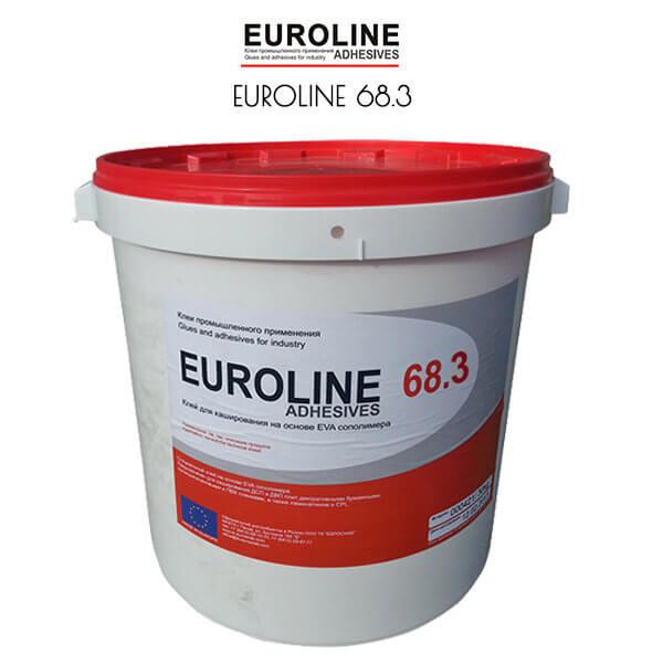 EUROLINE 68.3 для окутывания погоножа тонкими (140 мкр) пленками ПВХ