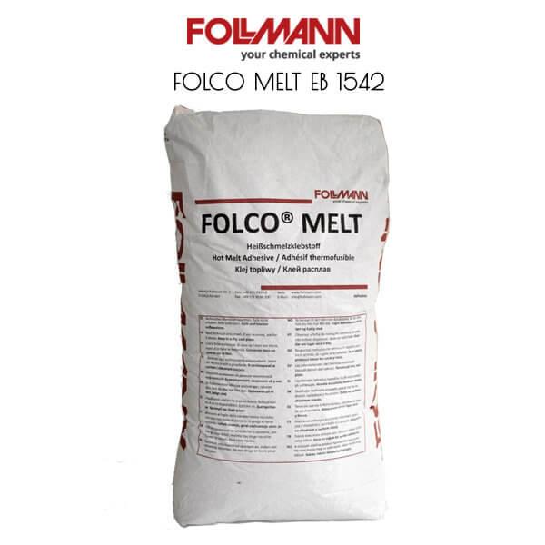 клей для кромкооблицовки FOLCO MELT EB 1542