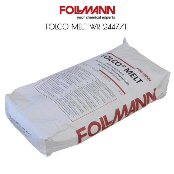 FOLCO MELT WR 2447-1 клей-расплав для окутывания профилей на основе ЭВА