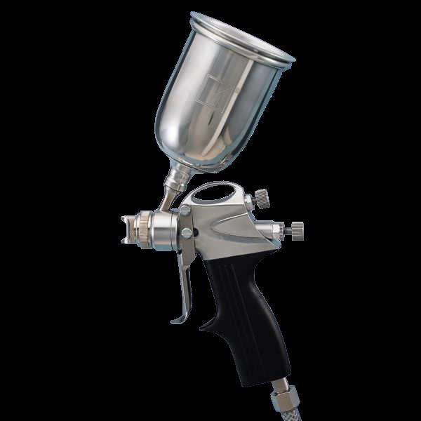 Mignon-3 HV3 ручной краскораспылитель с верхним бачком